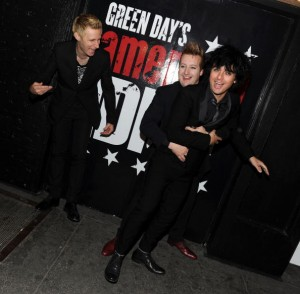 """Broadway Opening Of """"American Idiot"""""""