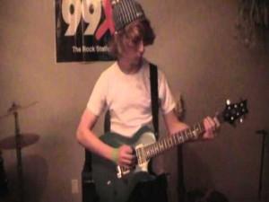 Avenged Sevenfold 99X Contest Dylan Richardson