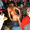 What do strippers do at bachelor parties