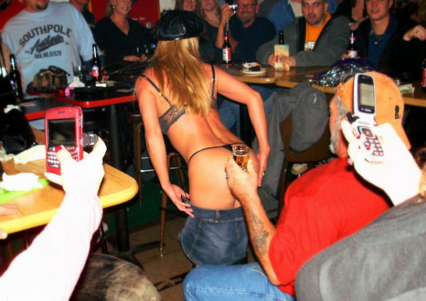 best cities to become a stripper