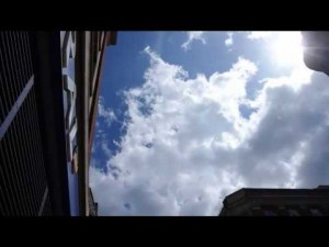 UFO Mothership & Fleet Over London UK 24th June 2011