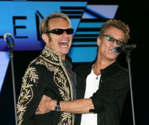 David Lee Roth, Eddie Van Halen