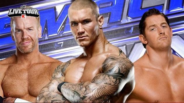 WWE Smackdown LIVE Tour