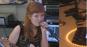 "One Woman Live Loop ""Feel Good Inc."""