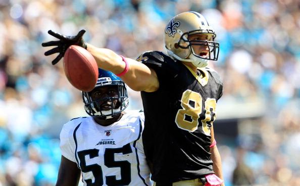 New Orleans Saints v Jacksonville Jaguars