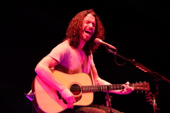 Chris Cornell Unplugged