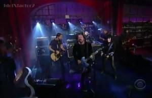 Foo Fighters - Joan Jett
