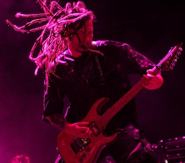 Zoltan Bathory of Five Finger Death Punch