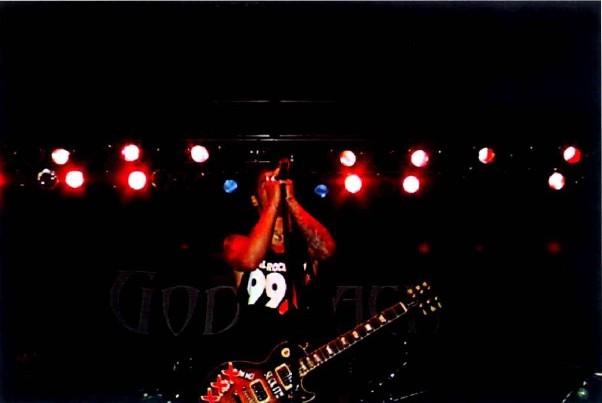 Godsmack at Malibu Alley