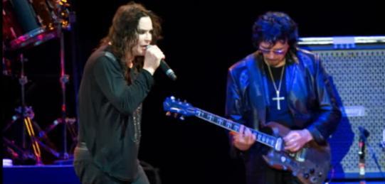 Black Sabbath at Download