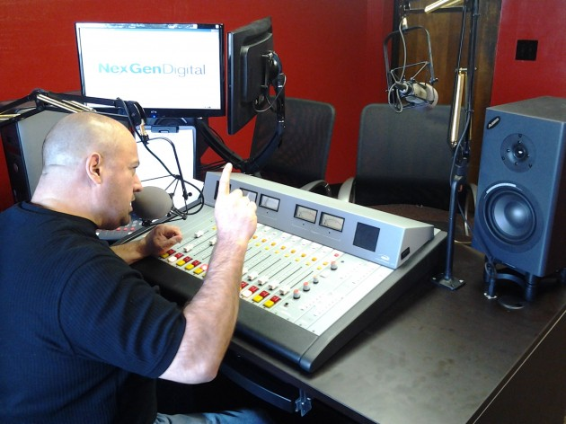 99x the rock station