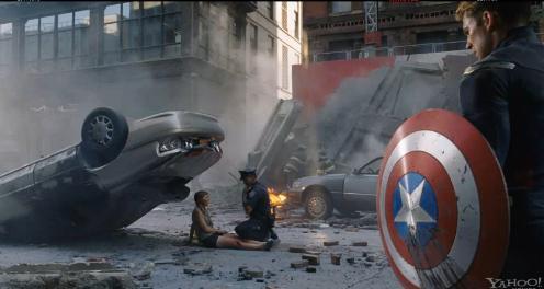 Avengers alternate opening