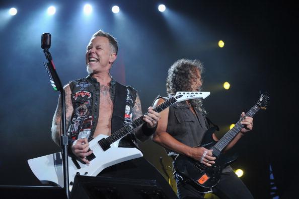 Metallica Headlines Voodoo