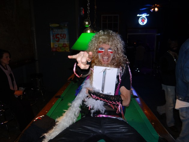 In This Moment Costume Contest