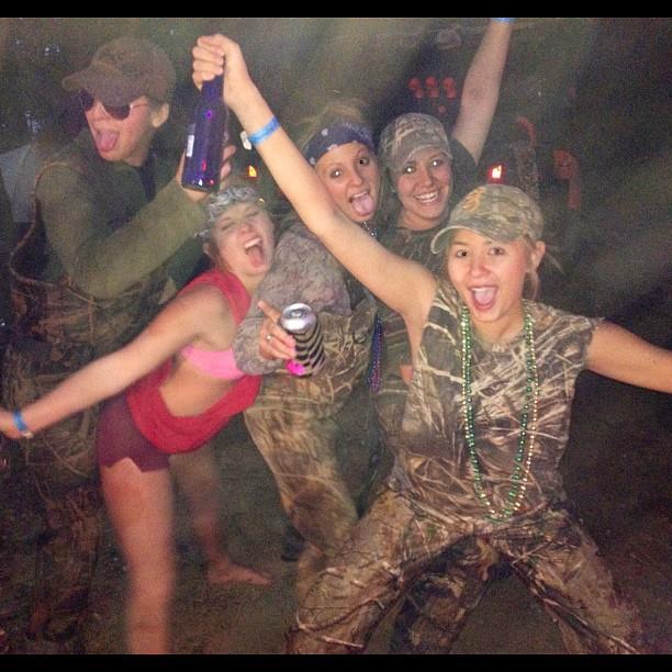 mudstock party
