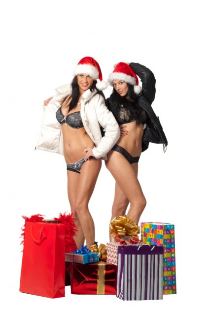 christmas lingerie