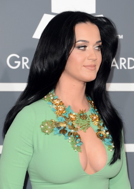 katy perry breasts grammys