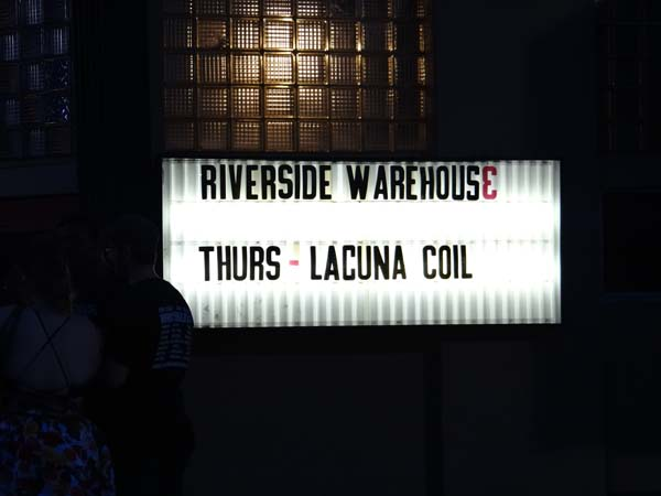 Lacuna Coil at The Warehouse