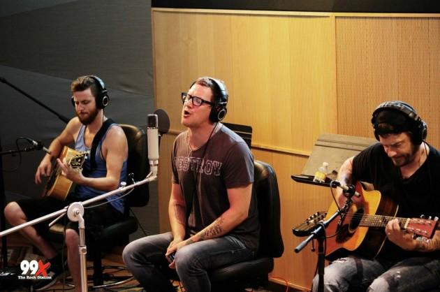 candlebox acoustic blade studios