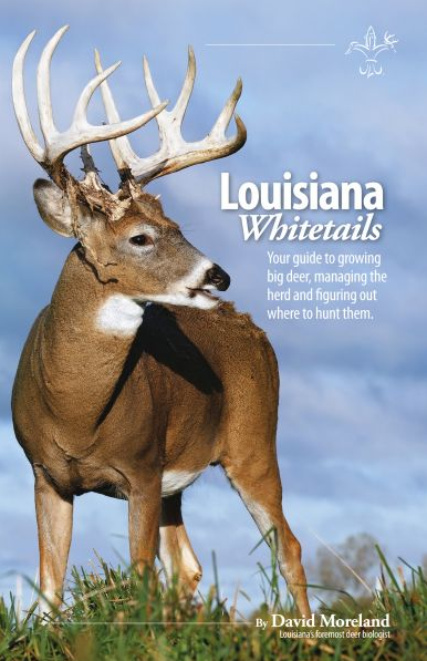 david moreland louisiana whitetails book