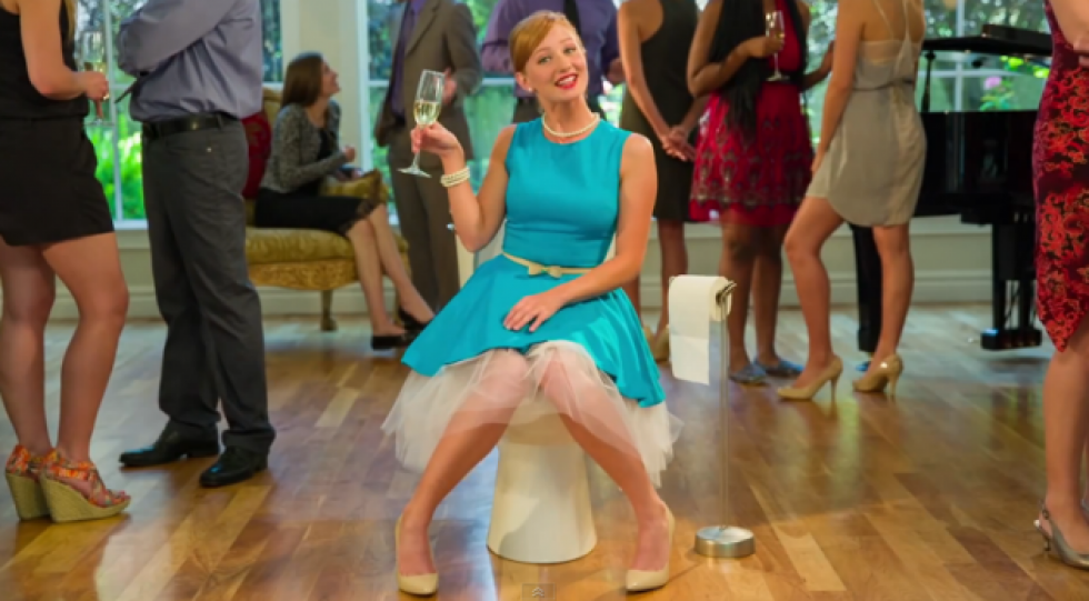 who is poo pourri commercial star bethany r woodruff