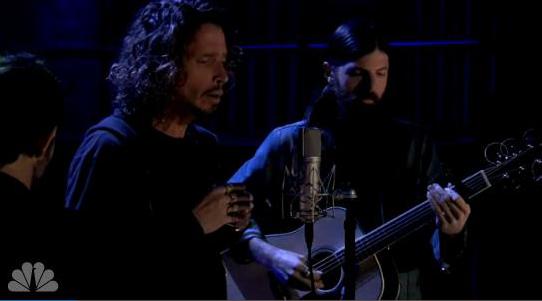 Chris Cornell covers Pearl Jam