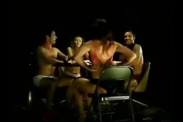 Strip Poker TV Commercial