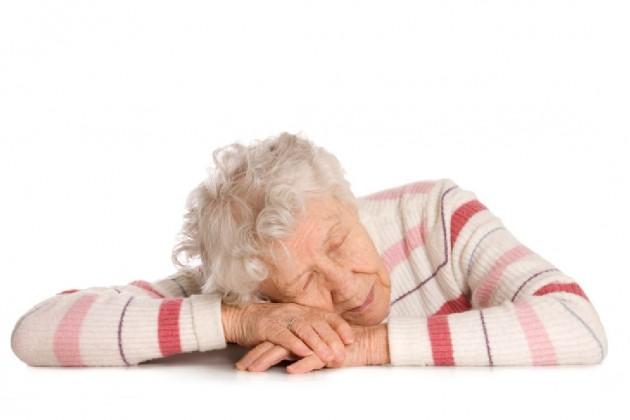 Drugged grandma