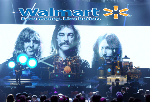 Rush Helps Pimp WalMart