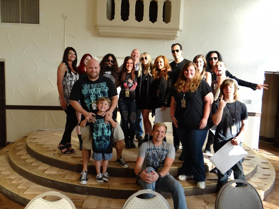 99x 20th birthday bash winners meet the pretty reckless photos m4hsunfo