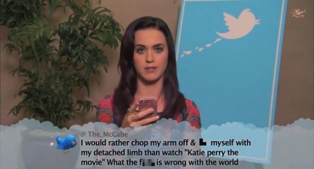 """Jimmy Kimmel """"Celebrities Read Mean Tweets"""""""