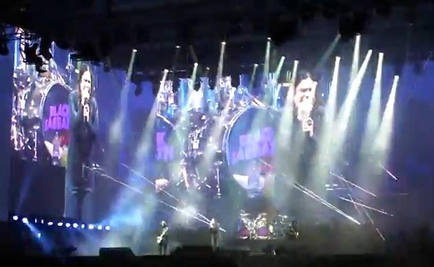 Black Sabbath Wrap Up Tour