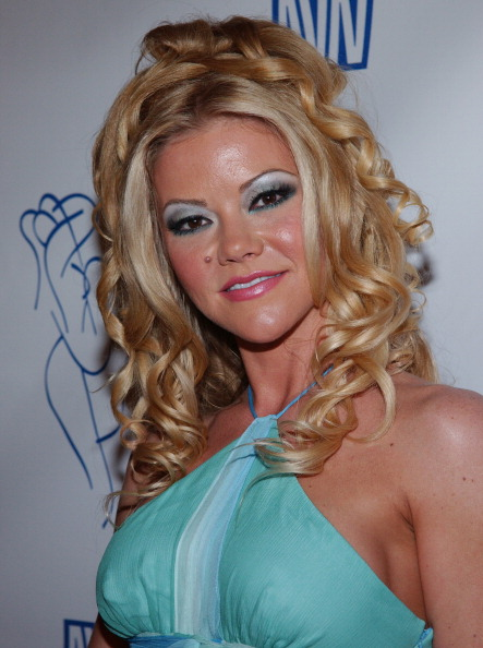 2005 AVN Awards - Arrivals and Backstage