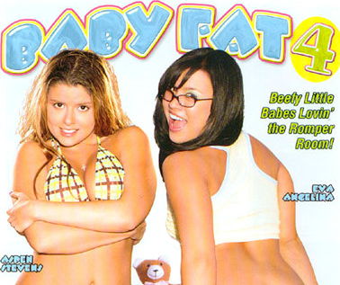 Baby Fat 4 - DVD (2007, Credit: Baby Doll Studios)