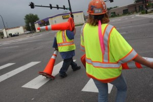 Federal Stimulus Act Transportation Projects Start In Colorado