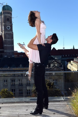 'Dirty Dancing' Musical Photocall In Munich