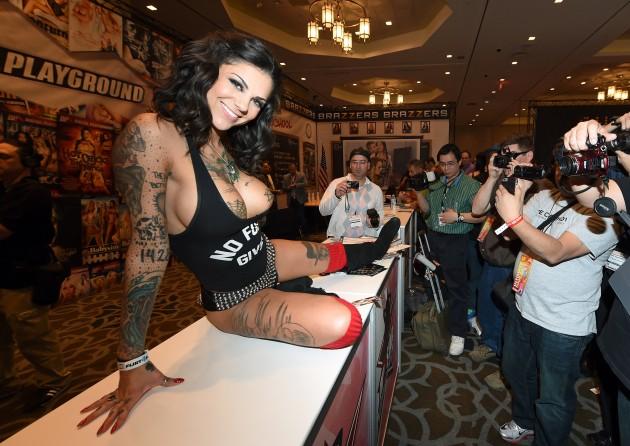 2015 AVN Adult Entertainment Expo